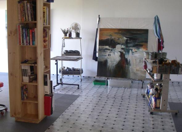 Lyne Marshall's Studio