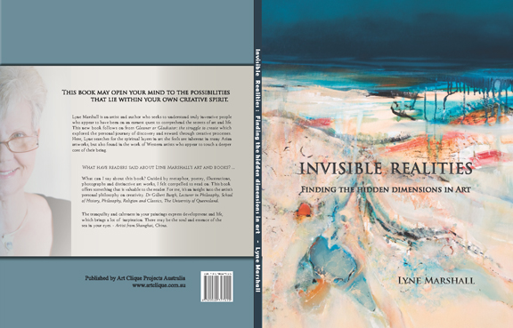 Book Invisible Realities : Finding the Hidden Dimensions in Art