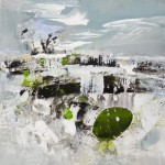 Lyne Marshall- Remnant Pools 30 x30 x 8cm