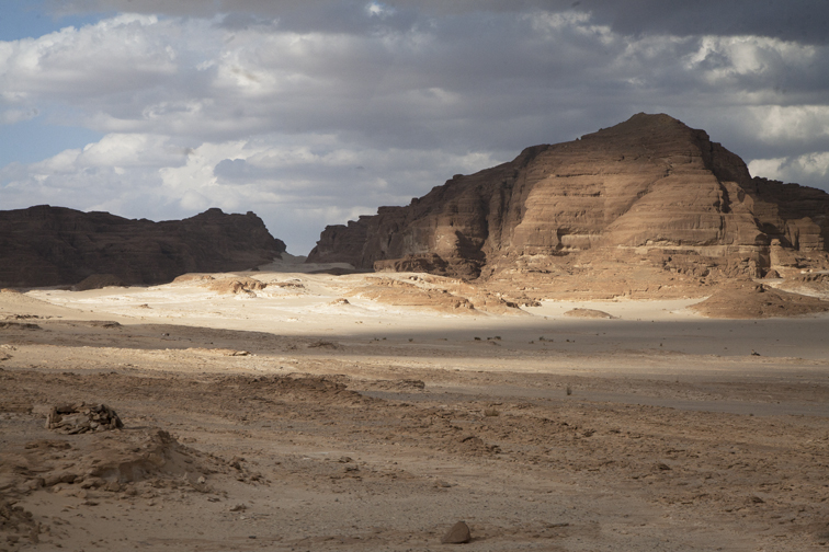 The beauty of the South Sinai Desert