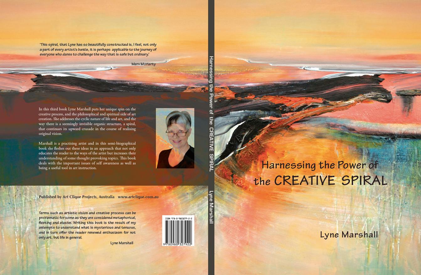Lyne Marshall's new book