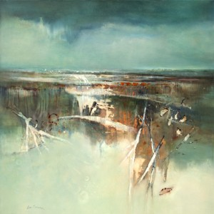 Lyne Marshall's original paintings
