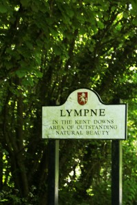 Lympne is the birthplace of my ancestor Lazereth Sands