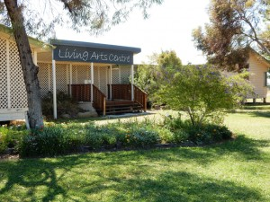 Living Arts Centre Blackall: Artist in Residence accomodation